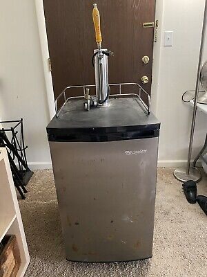 20 Inch Wide Ultra Low Temp Refrigerator For Kegerator Conversion.model Br2001ss