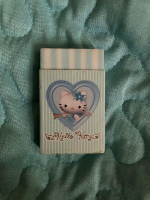 Hello Kitty Angel Eraser 2001