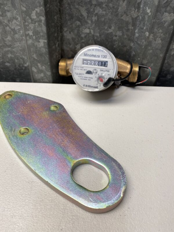 MINOL MINOMESS 130  residential water flow meter