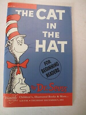 Children's Books Auction Catalogue Dr. Seuss Sendak Tasha Tudor Color Illus. ](Children Catalogs)