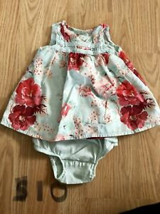 Baby girl gap dress 0-3 months