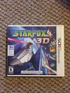 Star fox 64 3ds for sale or trade