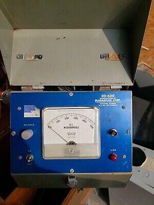 Magnaflux Corp. Model Ed-600
