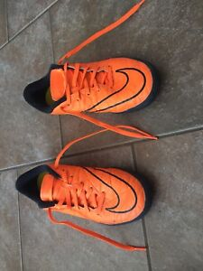 Size 4 indoor soccer cleats