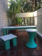 Bench and stuff decoration Woollahra Eastern Suburbs Preview