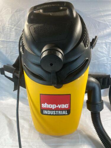 Shop-Vac Industrial 87707-06. Backpack Heavy Duty/Industrial Floor Vacuum.