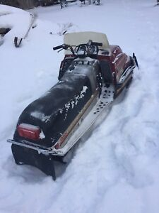 Older Snowmobiles CHEAP Package deal