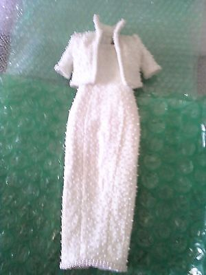 FRANKLIN MINT DIANA PEARL OUTFIT ONLY ~ FITS TONNER