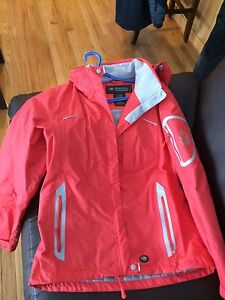 Ladies wetskins rainsuit