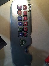 Poker machine button panel Revesby Bankstown Area Preview