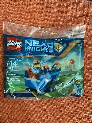 LEGO #30372 Nexo Knights - ROBIN'S MINI FORTREX - Sealed Polybag Set - Brand New