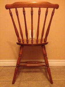 4 antique ROXTON dining chairs