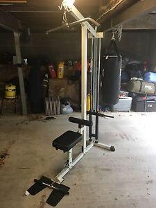 Lat Pulldown Machine New Farm Brisbane North East Preview