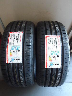 Roadstone Eurovis Sport04 XL 225 40 18 QUALITY TYRES BY NEXEN X 2