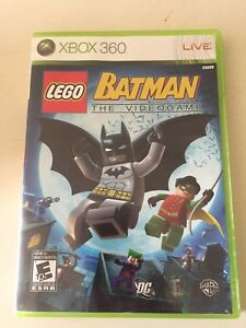 LEGO Batman The Video Game for XBOX360