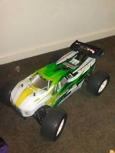 Brushless Rc car rtr Burpengary Caboolture Area Preview