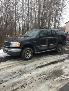 2000 ford expidituon
