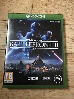 Star Wars Battlefront 2 Xbox One PAL