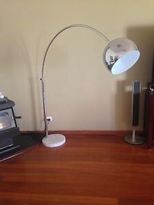 Designed floor lamp (Arc marble based) Como South Perth Area Preview