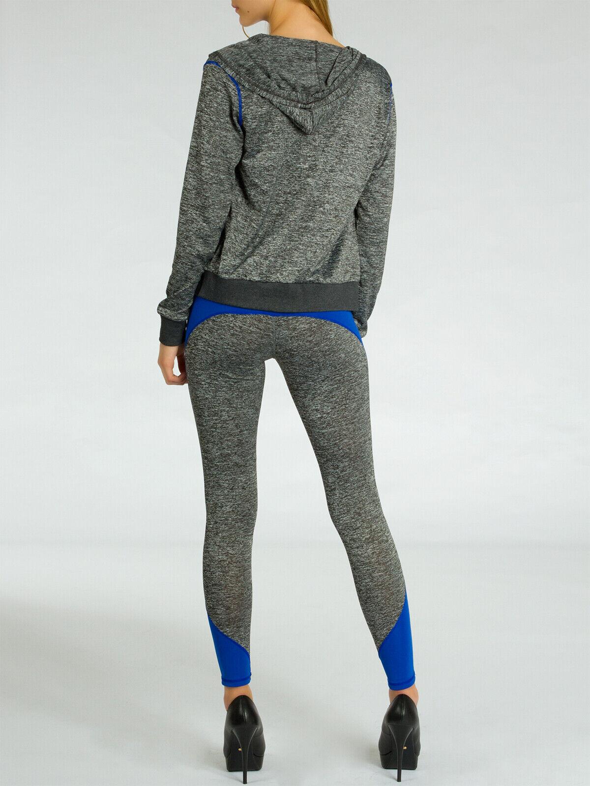 CASPAR JG001 Damen Jogginganzug Trainingsanzug Jogginghose Jacke Fitness sexy