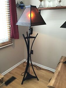 Beautiful Black Bear Metal Floor Lamp Highest Quality 60in Tall