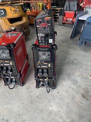 Lincoln Powerwave 500 Welder Stt Module 25m Wire Feeder K2904-1 K2902-1 K2536-5