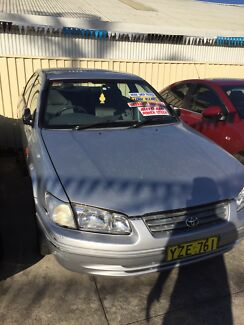 2001 Toyota Camry auto free warranty  Lansvale Liverpool Area Preview