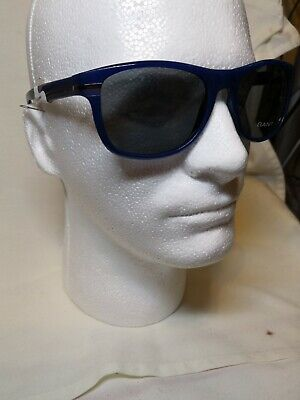 AUTHENTIC NAVY BLUE GANT MEN SUNGLASSES $179 tag 1 Pair Online 56 18 140MM  (Shades Sunglasses Online)