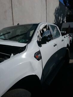 WRECKING FORD RANGER 2010 WHITE COLOR ALL PARTS Dandenong South Greater Dandenong Preview