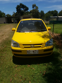 Getz for sale Caboolture Caboolture Area Preview