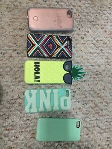 Assorted iPhone 5 Cases