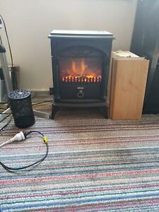 Super Electric Fireplace Air Conditioning Heating Gumtree Home Interior And Landscaping Ologienasavecom