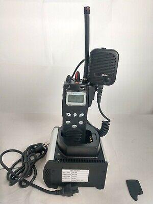 Ma-com Harris P7100 Vhf 136-174 P25 Digital Radio New Front Housing