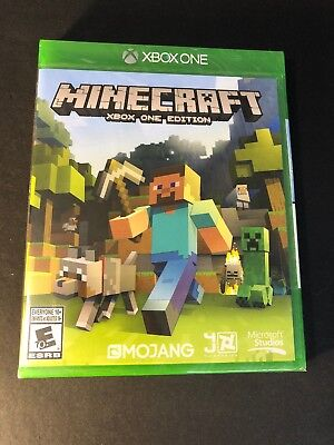 Minecraft [ XBOX ONE Edition ] (XBOX ONE) NEW