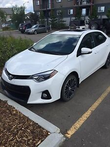 2014 Toyota Corolla S fully loaded