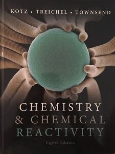 Chemistry & chemical reactivity text book