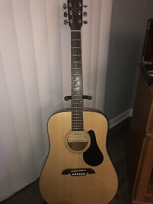 Alvarez Regent RD8 Acoustic Guitar Dreadnought NO RESeRVE***