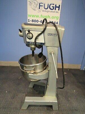 Hobart D-300 30 Qt 220v All Purpose Mixer Accessories