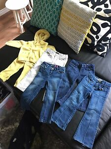 Girls 2yr Lot of Baby Gap Northface & Zara