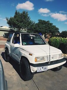 1990 Suzuki Vitara GLX Narre Warren Casey Area Preview