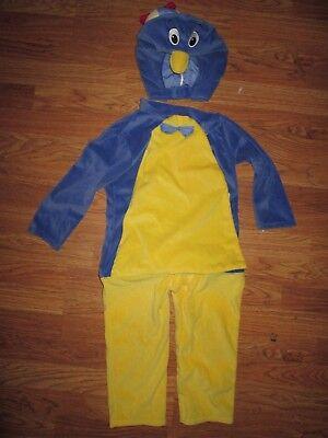 Boys Girls plush PABLO THE BACKYARDIGANS Halloween Costume sz 3T