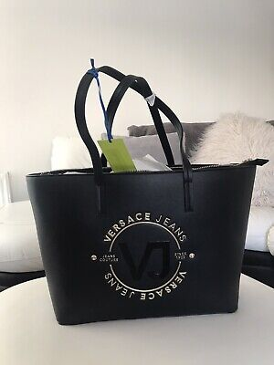 Beautiful Versace Jeans Couture Bag, New with lables, unwanted gift.
