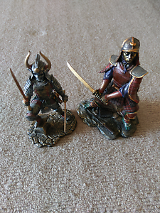 Japanese samurai warriors Clayton South Kingston Area Preview