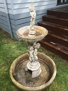 4 piece water feature (inc pond) Belmont Geelong City Preview