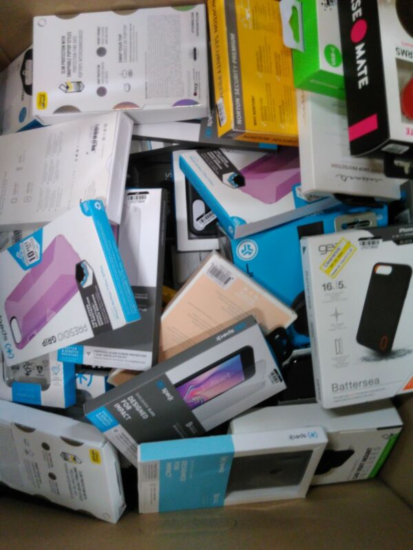 BULQ Liquidation Lot | New | Cell Phones & Accessories