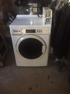 Washer & dryer(coin operated)