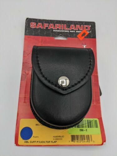 Safariland Top Flap Double Handcuff Case/Pouch Police Duty Gear Model 290-2