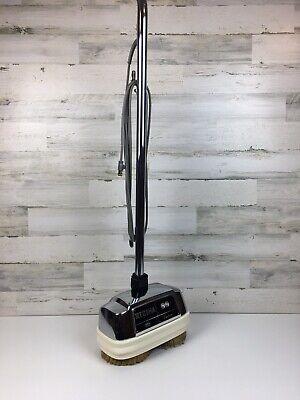 Vintage Regina Floor Buffer Scrubber Chrome Model - 400