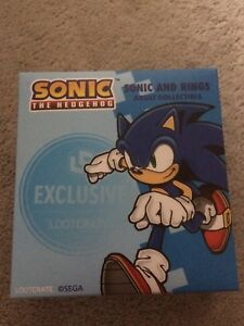 Loot Crate Exclusive Sonic the Hedgehog Figure