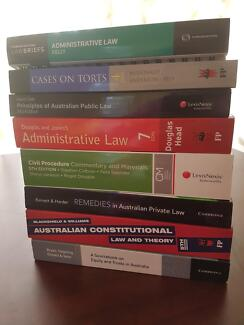 Law Books for sale all excellent condition